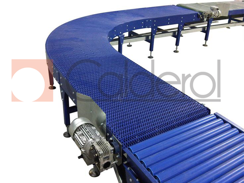 Esteira transportadora modular / talisca