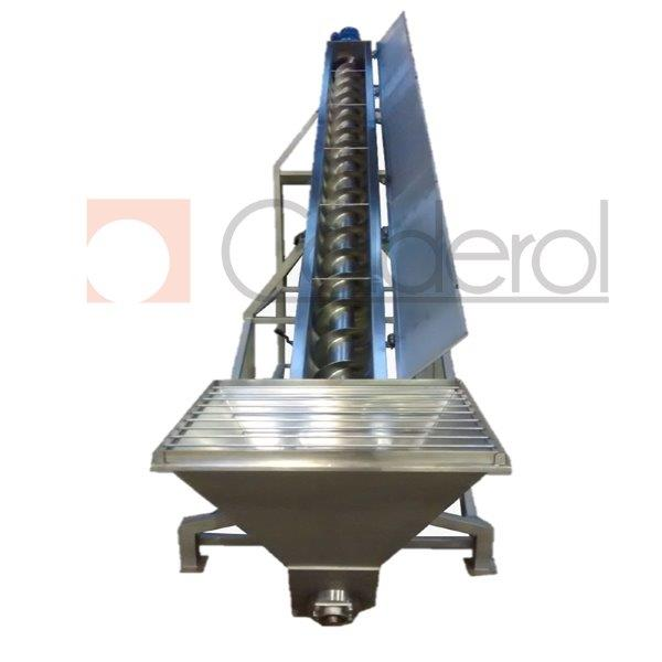 Fabricantes de transportador helicoidal